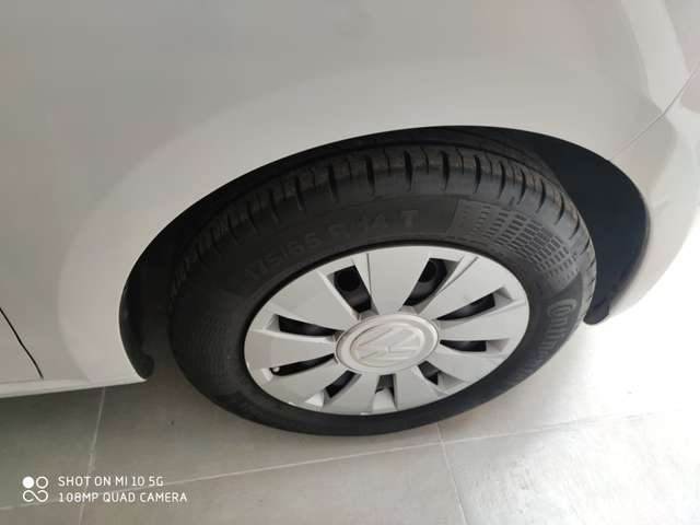 Volkswagen up!  - dettaglio 12