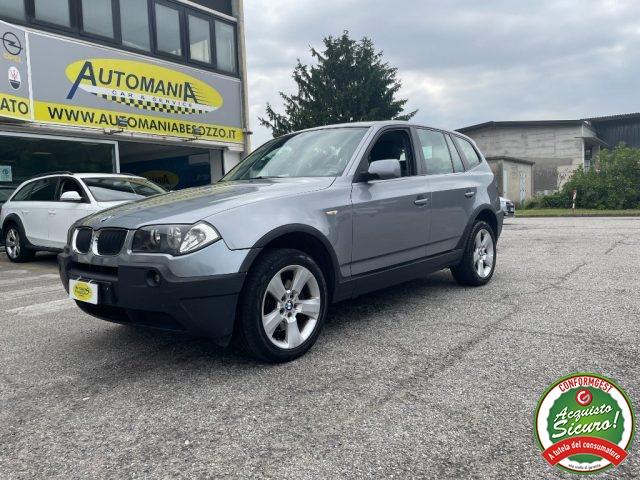 BMW X3 2.0d 4x4 150cv
