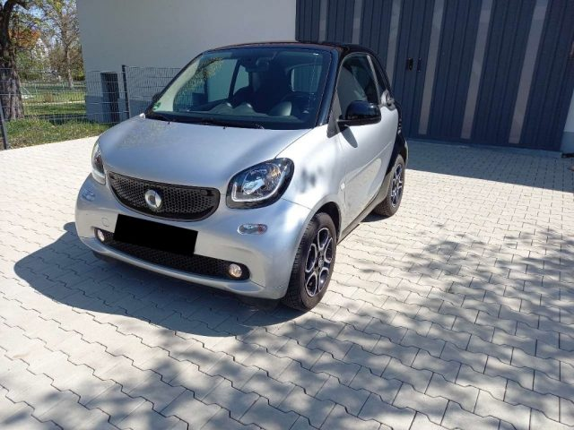 SMART ForTwo 0.9 90CV TURBO TWINAMIC PASSION LED PANORAMA 15 quot;