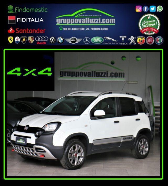 FIAT Panda Cross 1.3 MJT 95 CV S amp;S 4x4 Usato