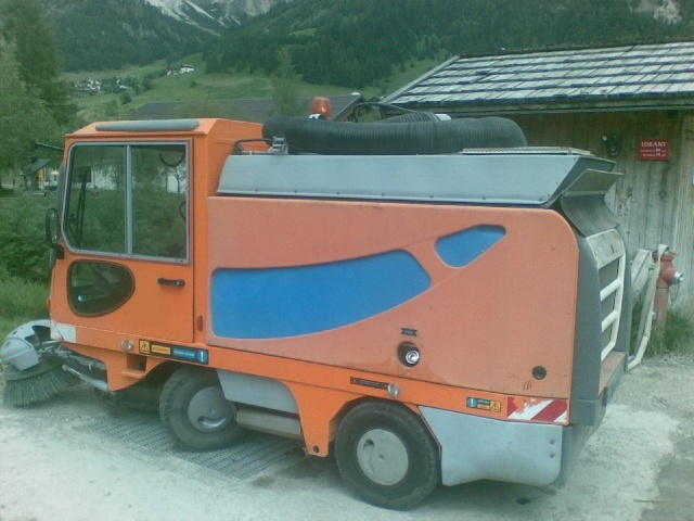 Immagine di OTHERS-ANDERE OTHERS-ANDERE SPAZZATRICE SCHMIDT 152 SK/E