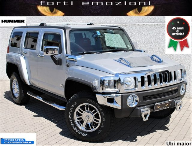 HUMMER H3 3.7 LIMITED EDITION introvabile !!