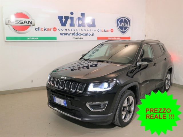 JEEP Compass 1.6 Multijet II 2WD Limited INFOTAINMENT PACK