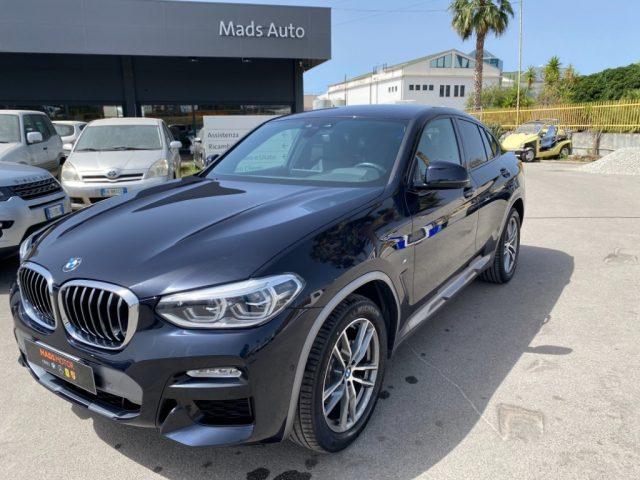 BMW X4 xDrive20d Msport-X