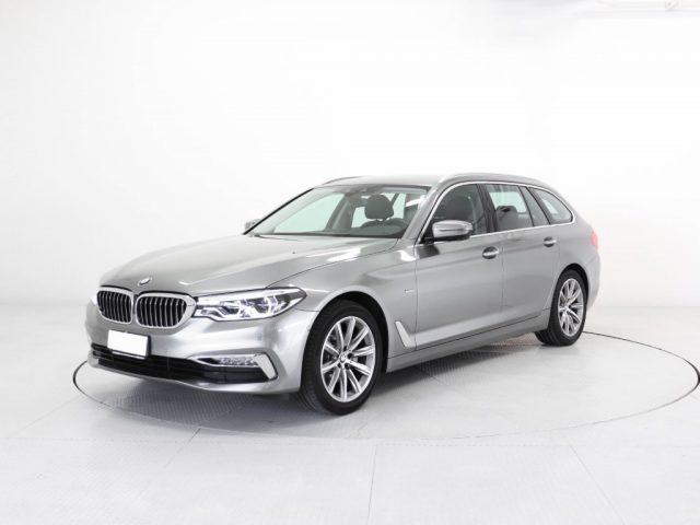 BMW 520 d aut. Touring Luxury - VARI COLORI!