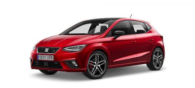 SEAT Ibiza 1.0 TGI 5p FR - FULL LED - LUXURY PACK - NAVI