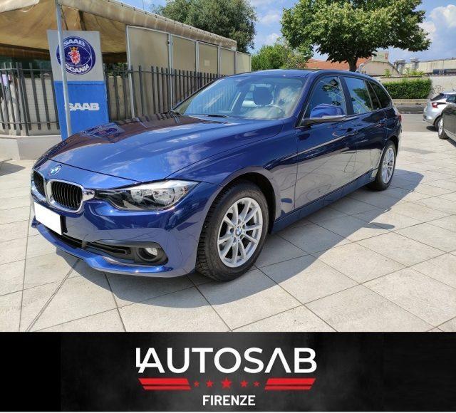 BMW 318 d Touring Business Advantage Aut. Navi