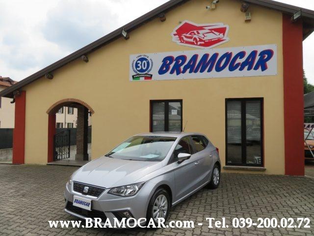 SEAT Ibiza 1.0 80cv MPI BUSINESS - NAVI - C.LEGA 15'' - NEOP.