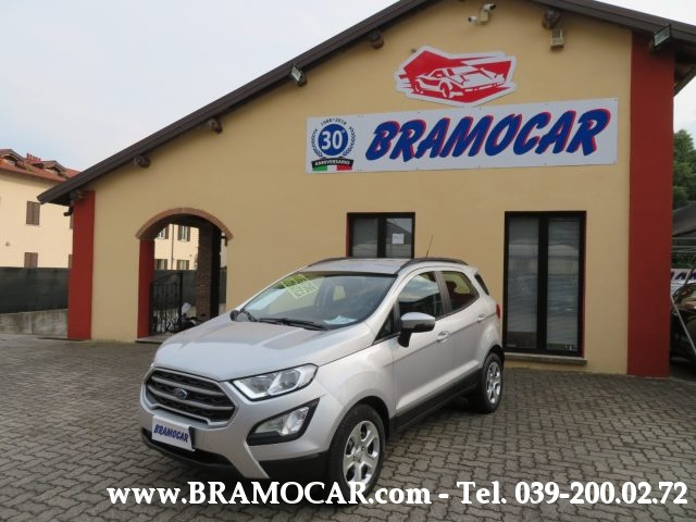 FORD EcoSport 1.0 125cv ECOBOOST St amp;St - AUTOMATICA - BUSINESS
