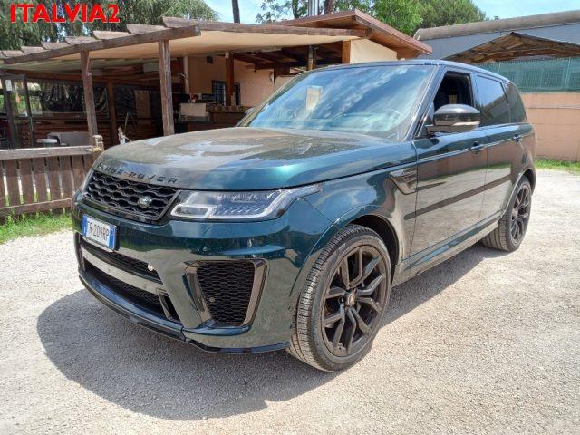 LAND ROVER Range Rover Sport 5.0 V8 575 CV SVR ITALIANA IVA ESPOSTA TAGLIANDI