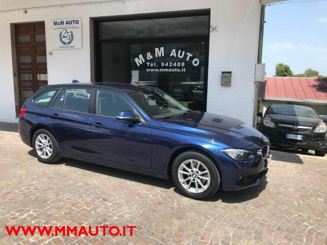 BMW 316 d Touring Business Advantage aut. NAVIG!!!