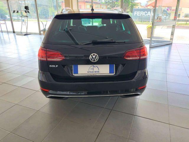 Volkswagen golf variant  - dettaglio 1