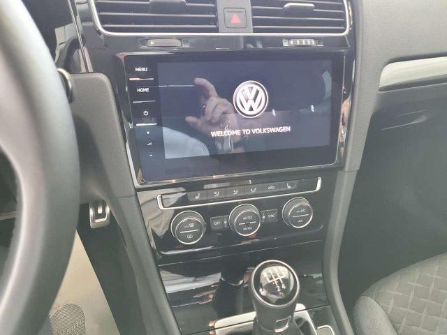 Volkswagen golf variant  - dettaglio 7