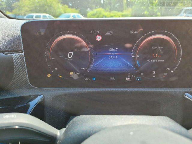 Mercedes-benz a 180  - dettaglio 9