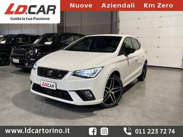 SEAT Ibiza 1.0 TGI 5 porte FR