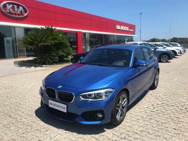 BMW 116 d 5p Msport Auto Tetto Navi