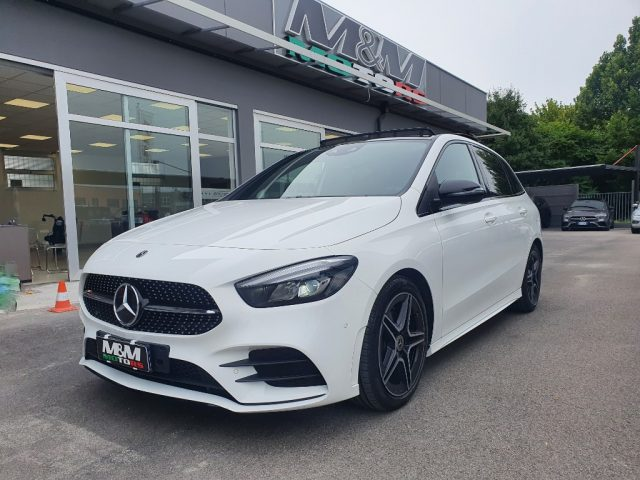 MERCEDES-BENZ B 180 d Automatic Premium AMG LINE #TETTO #NIGHT-PACK