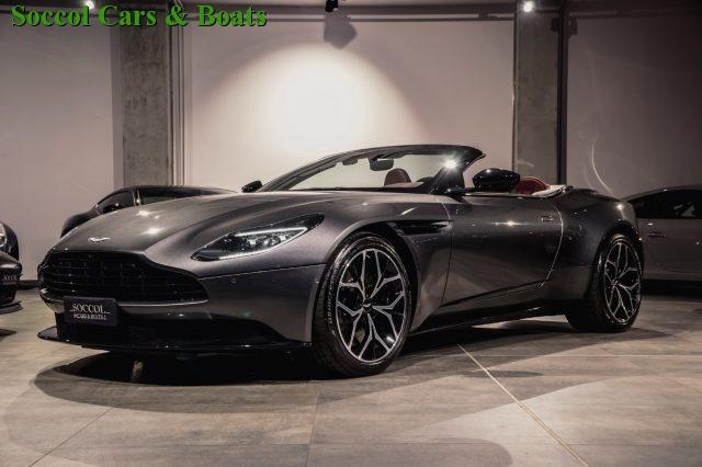ASTON MARTIN DB11 V8 Volante*UFFICIALE ASTON MARTIN ITALIA*