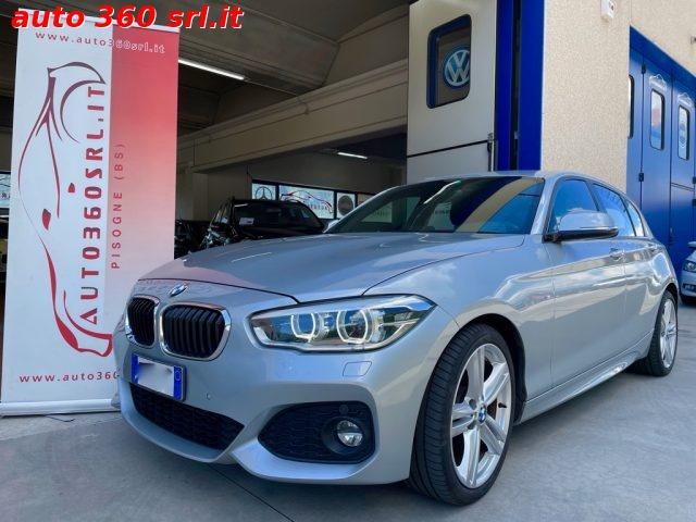 BMW 116 d 5p. Msport