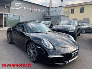 PORSCHE - 911 3.4 Carrera Cabriolet *BLACK EDITION*
