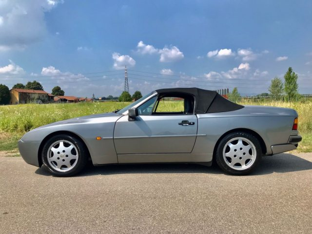 PORSCHE 944 TURBO Cabriolet /1 of only 625