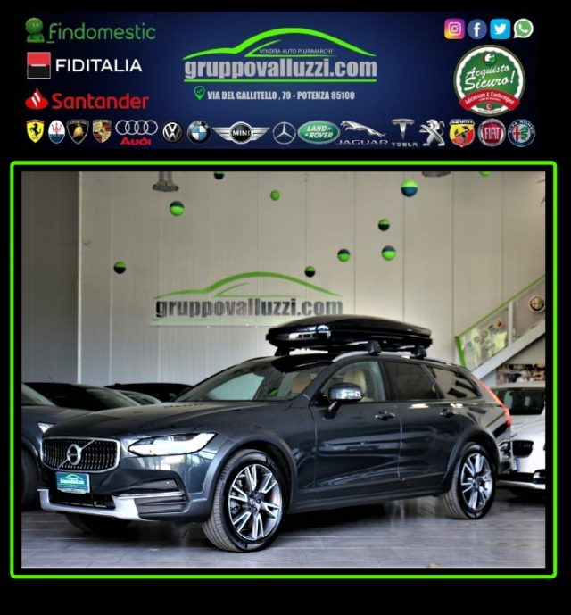 VOLVO V90 Cross Country D4 AWD Geartronic Pro Usato