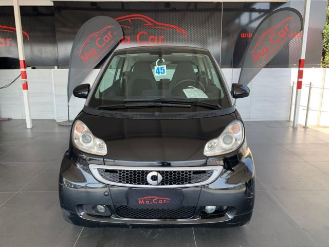 SMART ForTwo 1000 52 kW MHD PASSION + BLOCK SHAFT