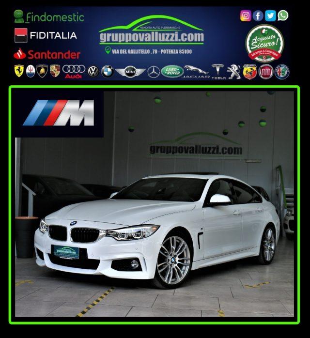 BMW 420 d Gran Coupé Msport LED*NAVI PLUS*SOSP.PNEUM*TOP* Usato