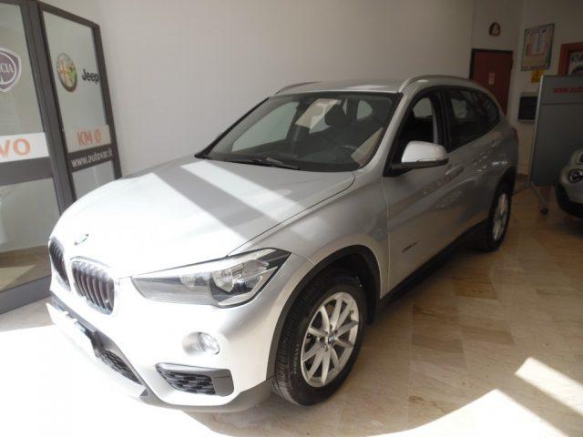 BMW X1 sDrive18d Usato