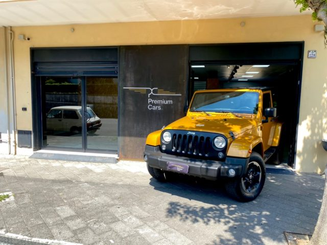 JEEP Wrangler 2.8 CRD DPF Sahara Auto UNICA!!!
