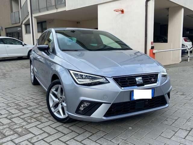 SEAT Ibiza 1.0 TGI 5p FR - FULL LED - NAVI!
