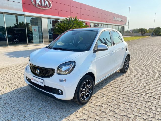 SMART ForFour 70 1.0 twinamic Passion My18