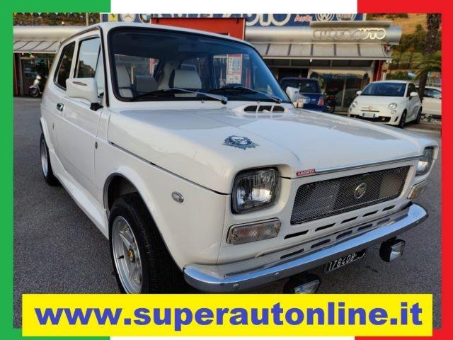 FIAT 127 SPECIAL STILE ABARTH