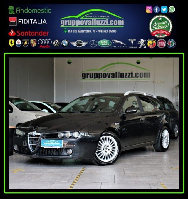 ALFA ROMEO 159 1.9 JTDm 16V Sportwagon Distinctive Usato