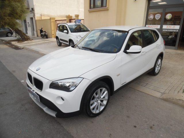 BMW X1 sDrive18d BUSINESS Usato