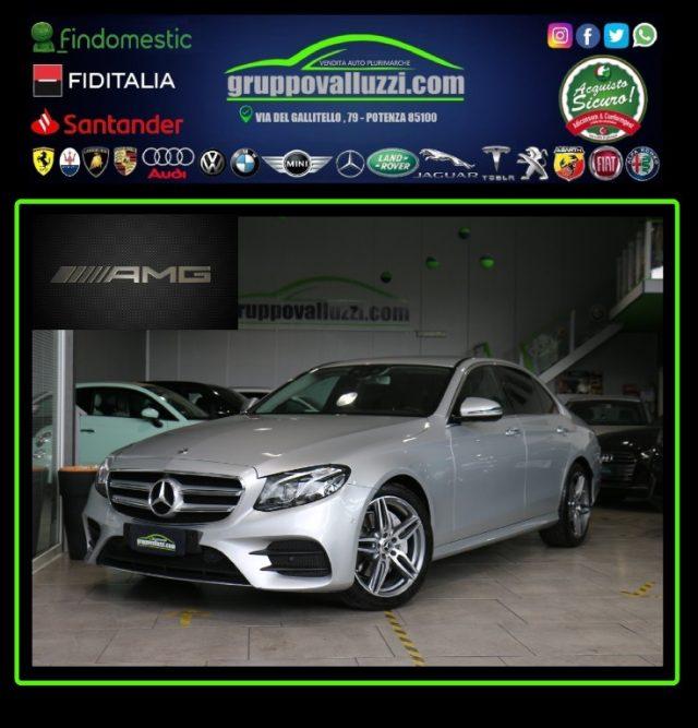 MERCEDES-BENZ E 220 d Premium AMG *FULLOPT*TOP* Usato