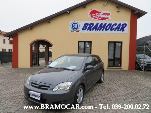 TOYOTA Corolla 1.6 110cv 16V SOL ESP -  5 Porte  KM 184.468 - E4