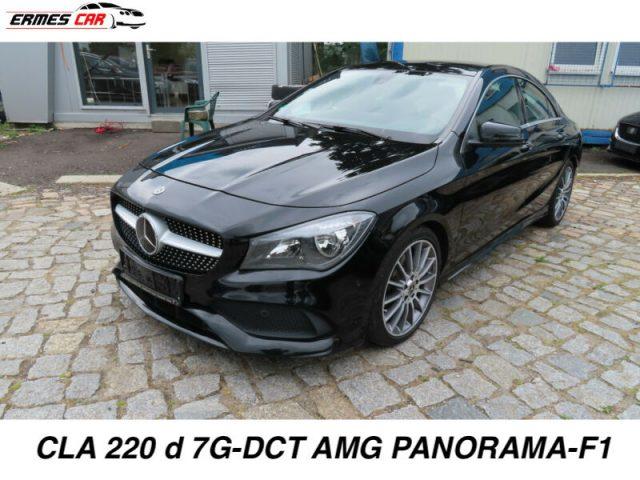 MERCEDES-BENZ CLA 220 d Automatic Premium AMG-TETTO-F1