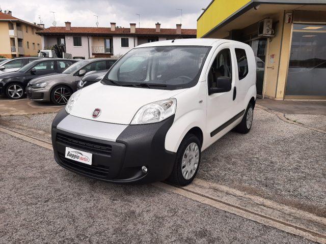 FIAT Fiorino 1.3 MJT 75CV Combi Semivetrato SX (N1) E5+ N°EX752