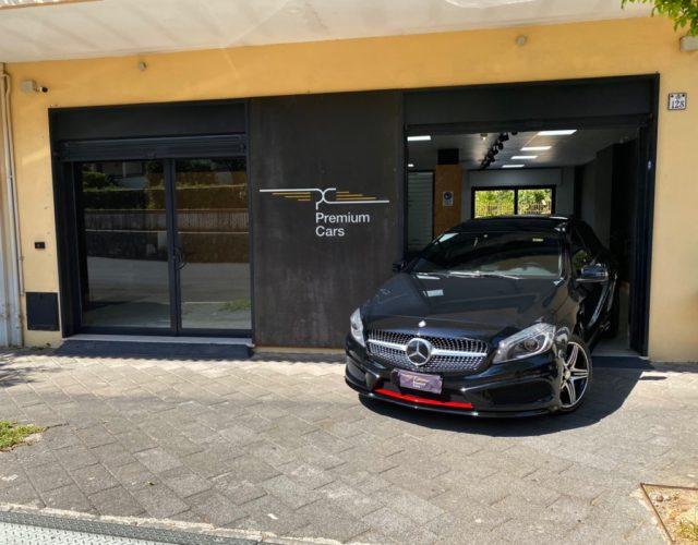 MERCEDES-BENZ A 250 4Matic Auto Premium Ita UniPro Tetto