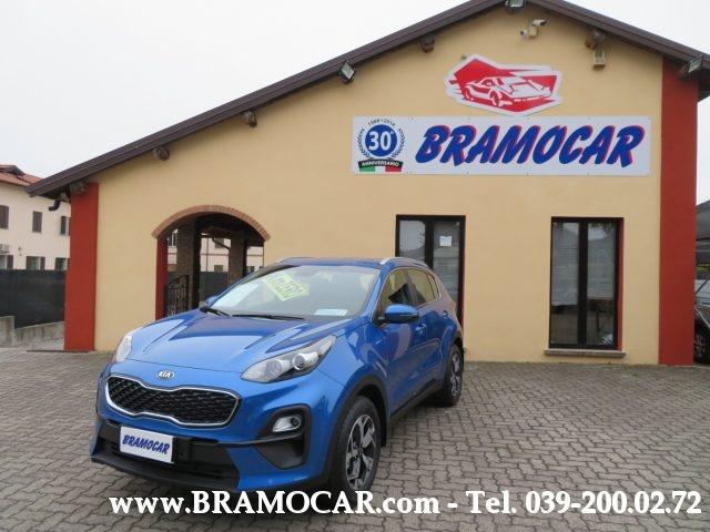 KIA Sportage 1.6 GDI 132cv 2WD STYLE- NAVIGATORE - TELECAMERA