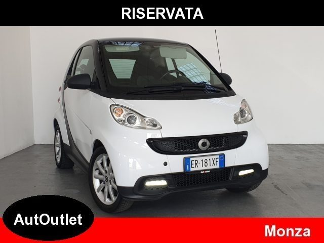 SMART ForTwo 1000 52 kW coupé AUTOMATICA TETTO PANORAMA