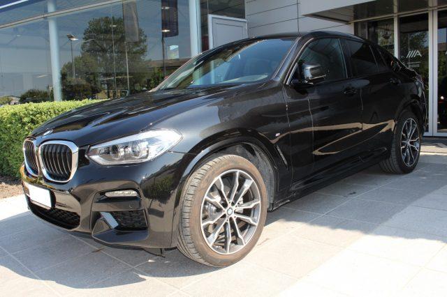 BMW X4 xDrive20d 48V Msport
