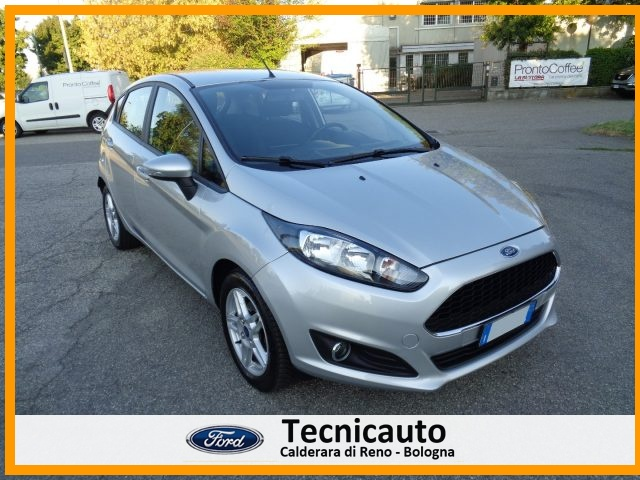 FORD Fiesta 1.5 TDCi 75CV 5 porte Business *OK NEOPATENTATO* Usato
