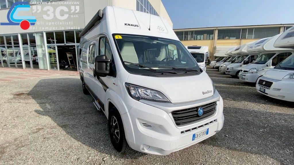 Camper puro - Van, Knaus