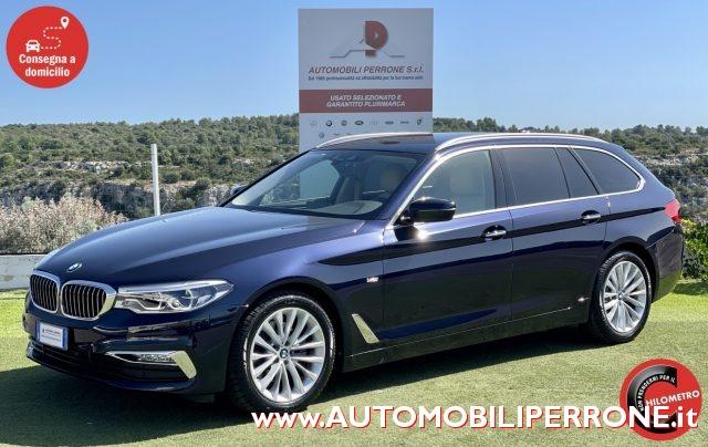 BMW 520 d Touring Luxury (Pelle/NaviProf./Retro/LED)