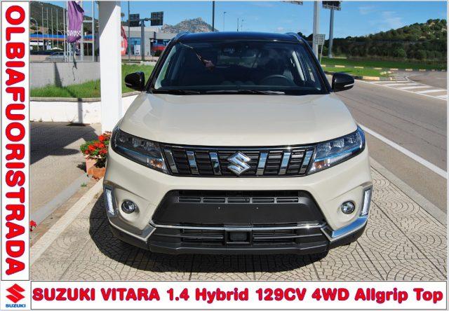 SUZUKI Vitara 1.4 Hybrid 4WD Allgrip Top Nuovo