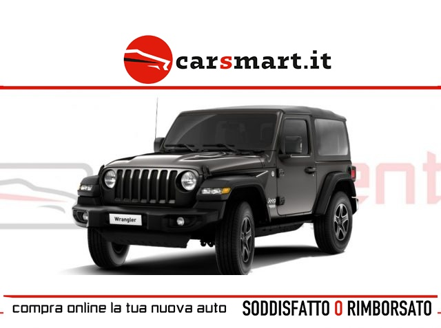 JEEP Wrangler Unlimited 2.0 Turbo Sport Nuovo