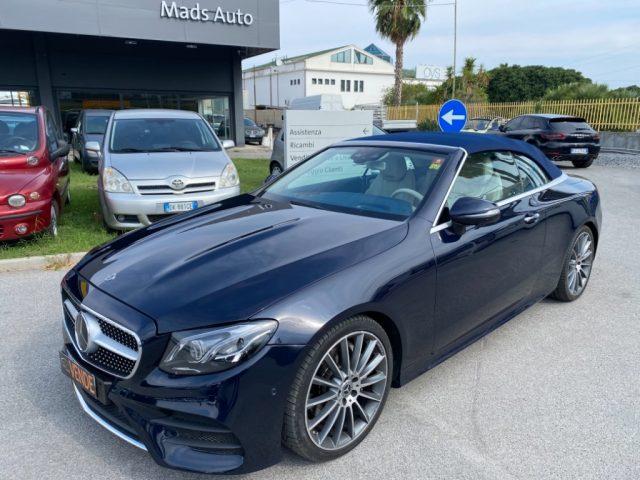 MERCEDES-BENZ E 220 d Auto Cabrio Premium