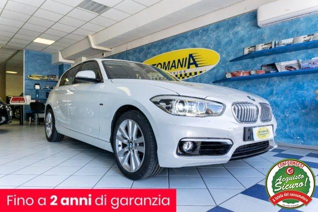 BMW 118 d 5p. Sport Navigatore Unico Proprietario